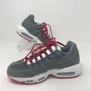Nike Custom Air Max 95 Leslie Grey W AUTHENTIC